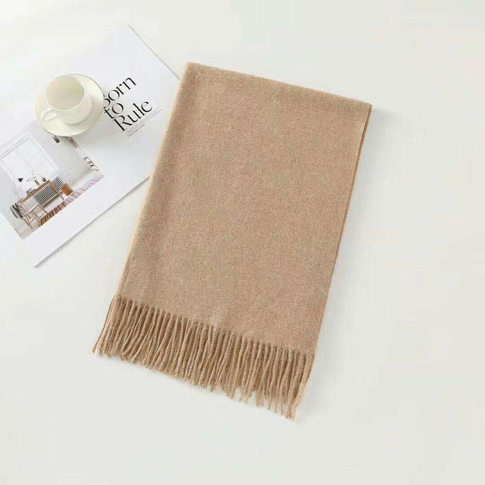 wholesale pashmina scarf hijab twill cashmere scarves and shawls with tassels head scarf