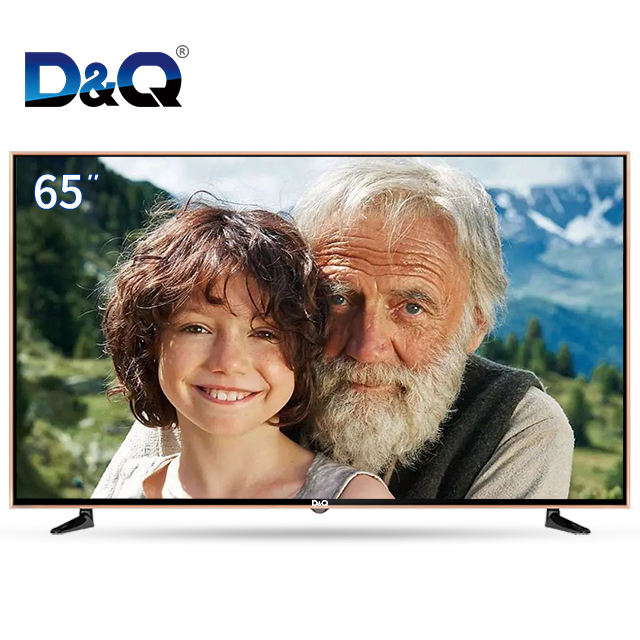 read to ship China Factory Oem 65 Inch 1+8G smart tv 4k ultra hd Television led tv Smart TV android television