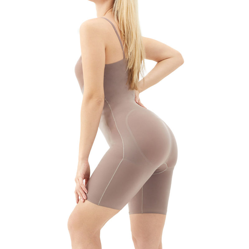 Vrouwen Firm Controle Shapewear Top Slanke Bodysuit Body Shaper