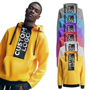 Custom design high quality sublimation Hip-hop style hoodies