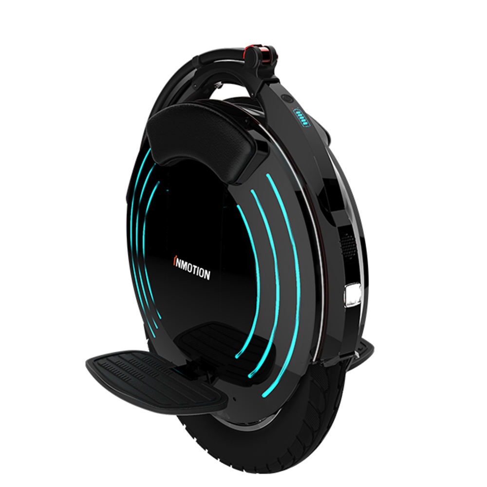 Ban Pneumatik Unicycle Electric Satu Roda 16 Inch Electric Scooter Satu Roda