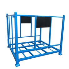 warehouse easy assembling stacking tire storage rack