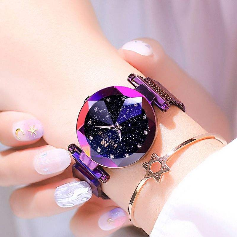 Free gift bag quartz ladies wristwatch wholesaler popular polished woman bracelet watch
