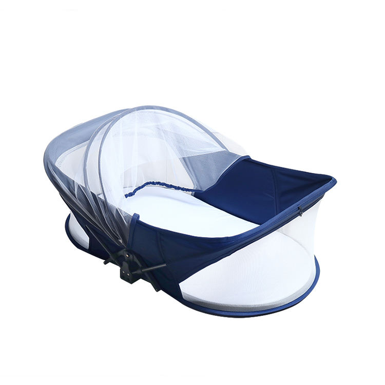 Professional Supplier Newborn Baby Box Bedside Bassinet For Baby Cot L505*W52*H481Mm