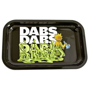 Wholesale cheap blank weed tray with grinder mini rolling trays metal herb tobacco tray custom logo
