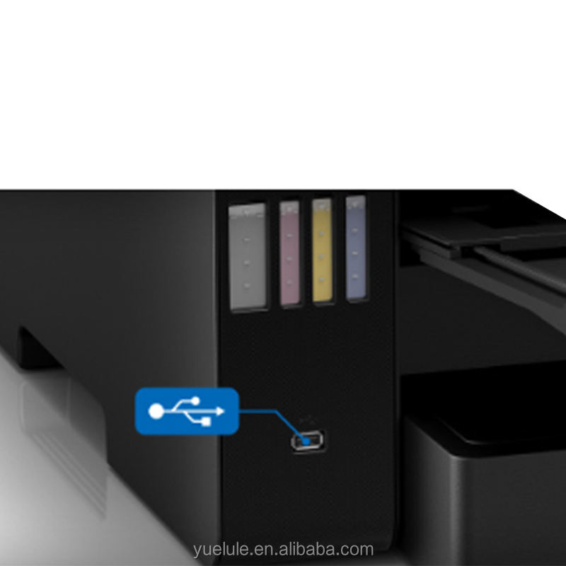 A3 all in one copier wholesale L15158 sublimation inkjet printer and scanner Ink bin integrated machine