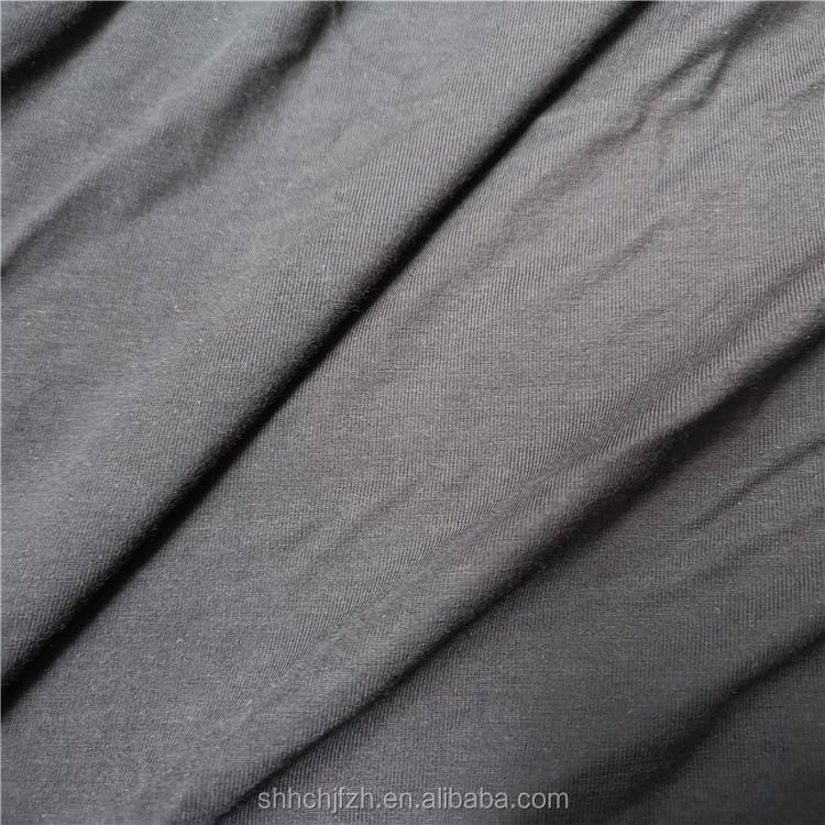 100% Supima Pima Cotton Single Jersey Fabric for T-shirt
