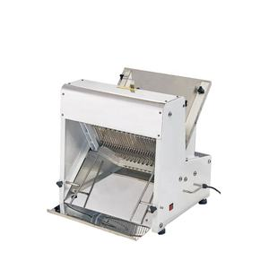 Guangzhou factory supply kitchen appliances commercial portable bakery bread slicer machine bakery equipment