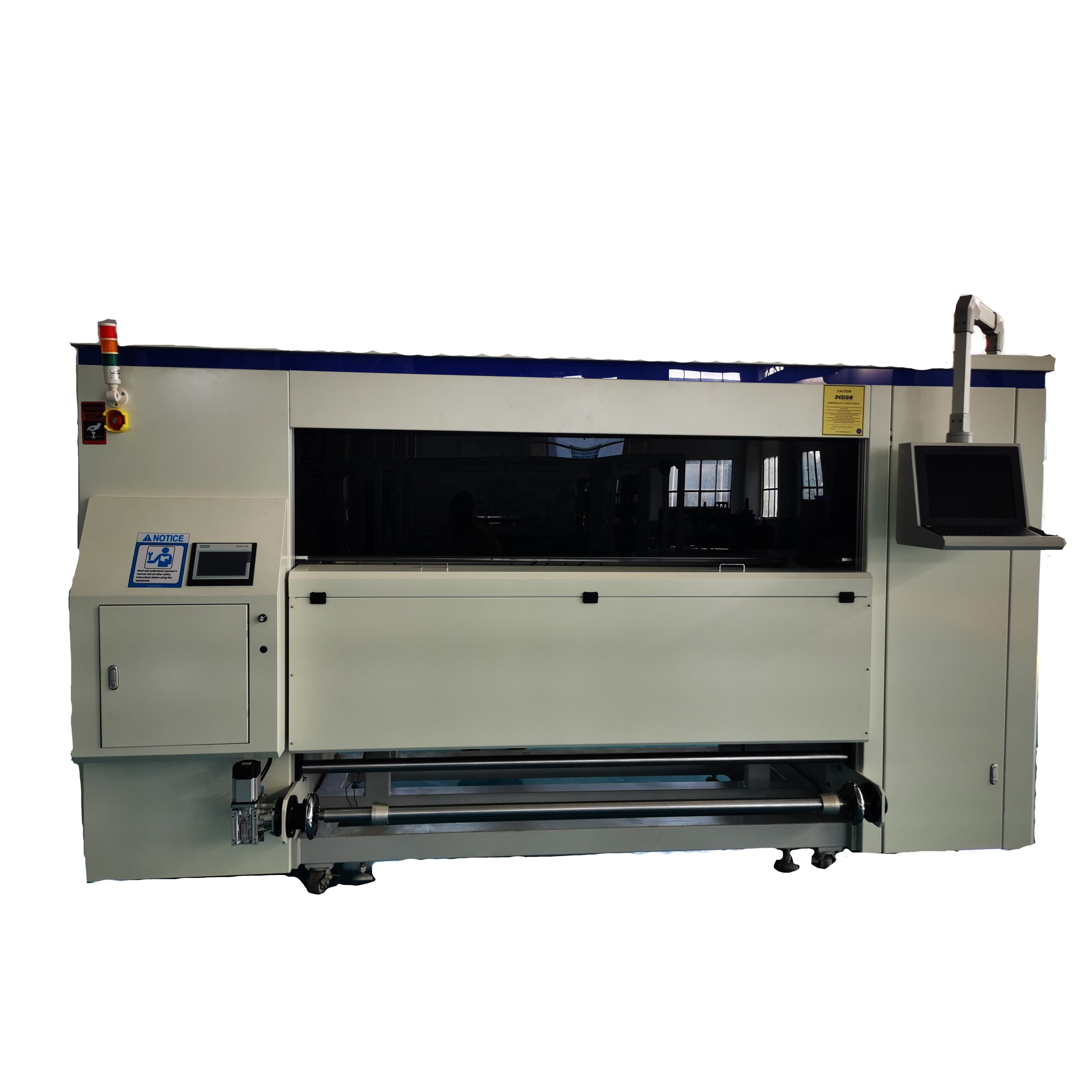 Easy-using Roll outer diameter Printer Direct to Fabric / Textile printing machine