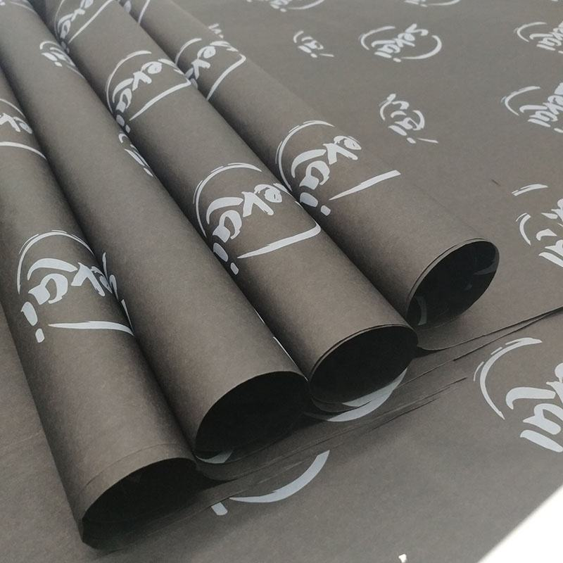 Custom Stylish Printed Tissue Paper for your packaging and promotions Gift Wrapping Paper
