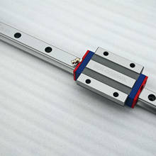 Precise  linear motion 20mm linear rail  linear guide way with long life