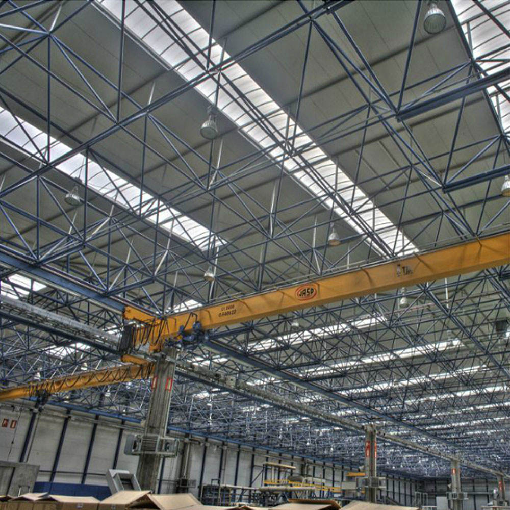 Prefabricated industrial steel structure warehouse drawings build Multi-floor Warehouse Material Construction