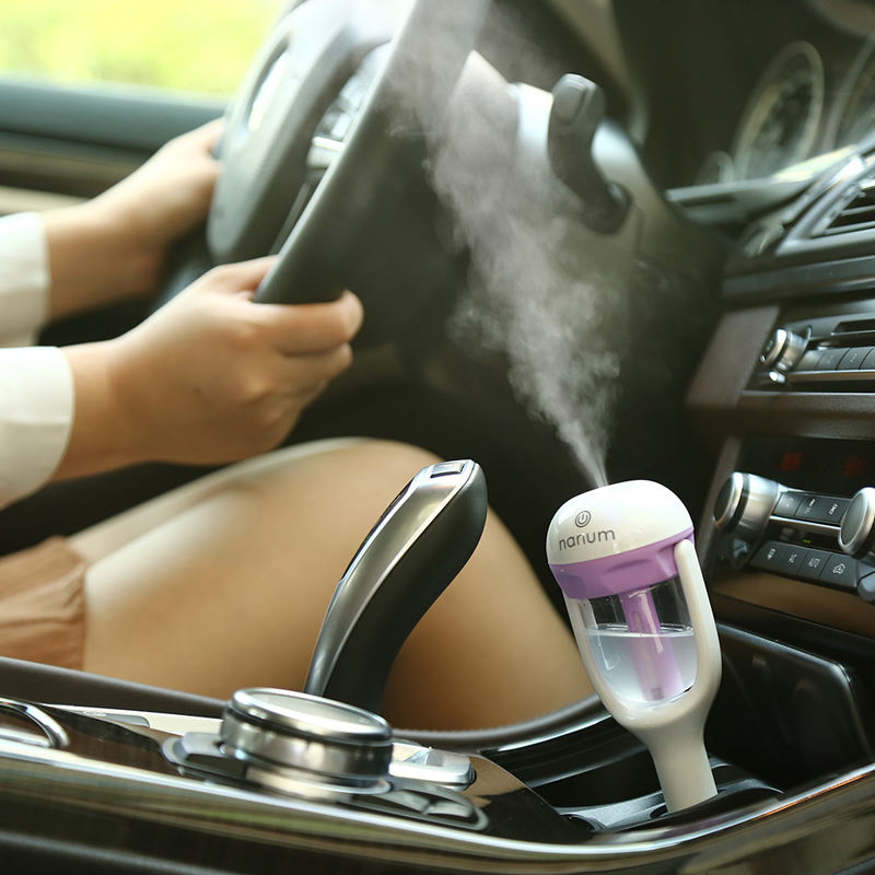 China Supplier Diffuser USB Portable Mini Car Air Humidifier And Aromatherapy Essential Oil Car Diffuser For Car