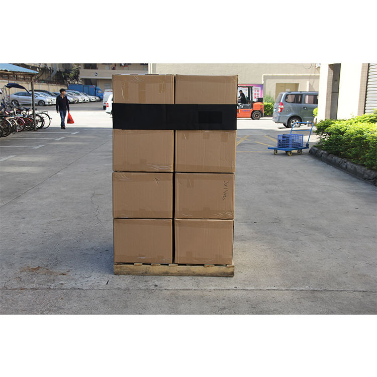 Good Quality Durable Hook And Loop Reusable Pallet Strap For Cargo Transportation