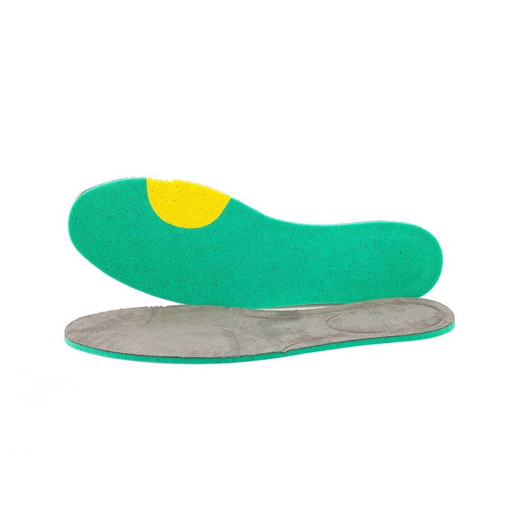 Honey soles plantar fasciitis arch support natural cork shoe insoles