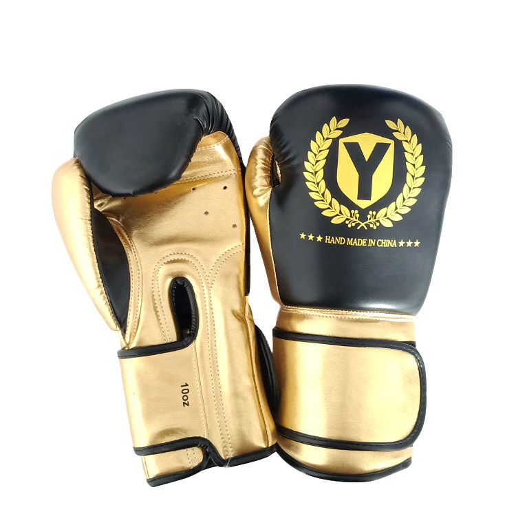Household wear resistant motion strength training boxing gloves