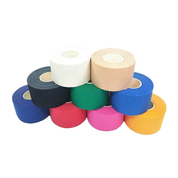 Medical Trainers Cotton Strapping Sports Tape