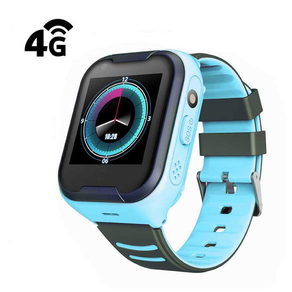 4G Kids Smart Watch GPS Touch Screen SOS SIM Phone Call Waterproof Children Watch with Camera Kids Watches
