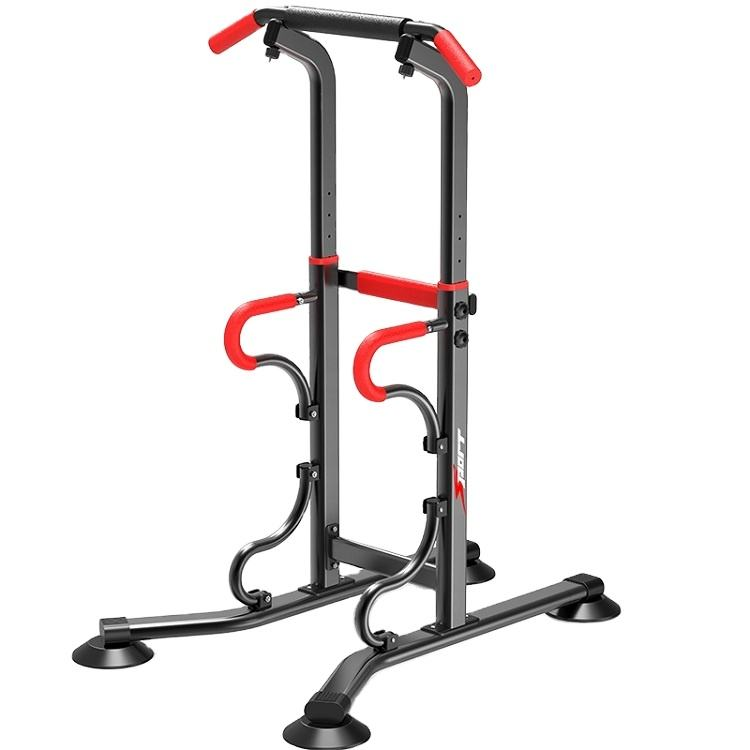 New arrival home use fitness equipment free standing pull up bar power tower