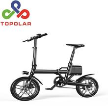 36V 250W Ebike E Bike Fat Electric Folding Bicycle with CE