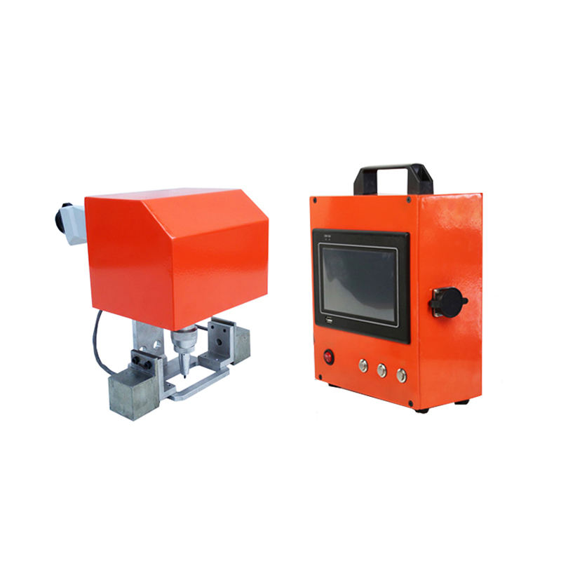 ZIXU Free Shipping Wholesale Light Weight portable Pneumatic Dot Peen chassis Vin Number Marking Machine