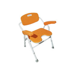 Cheap price practical and comfortable portable bathroom shower chair
