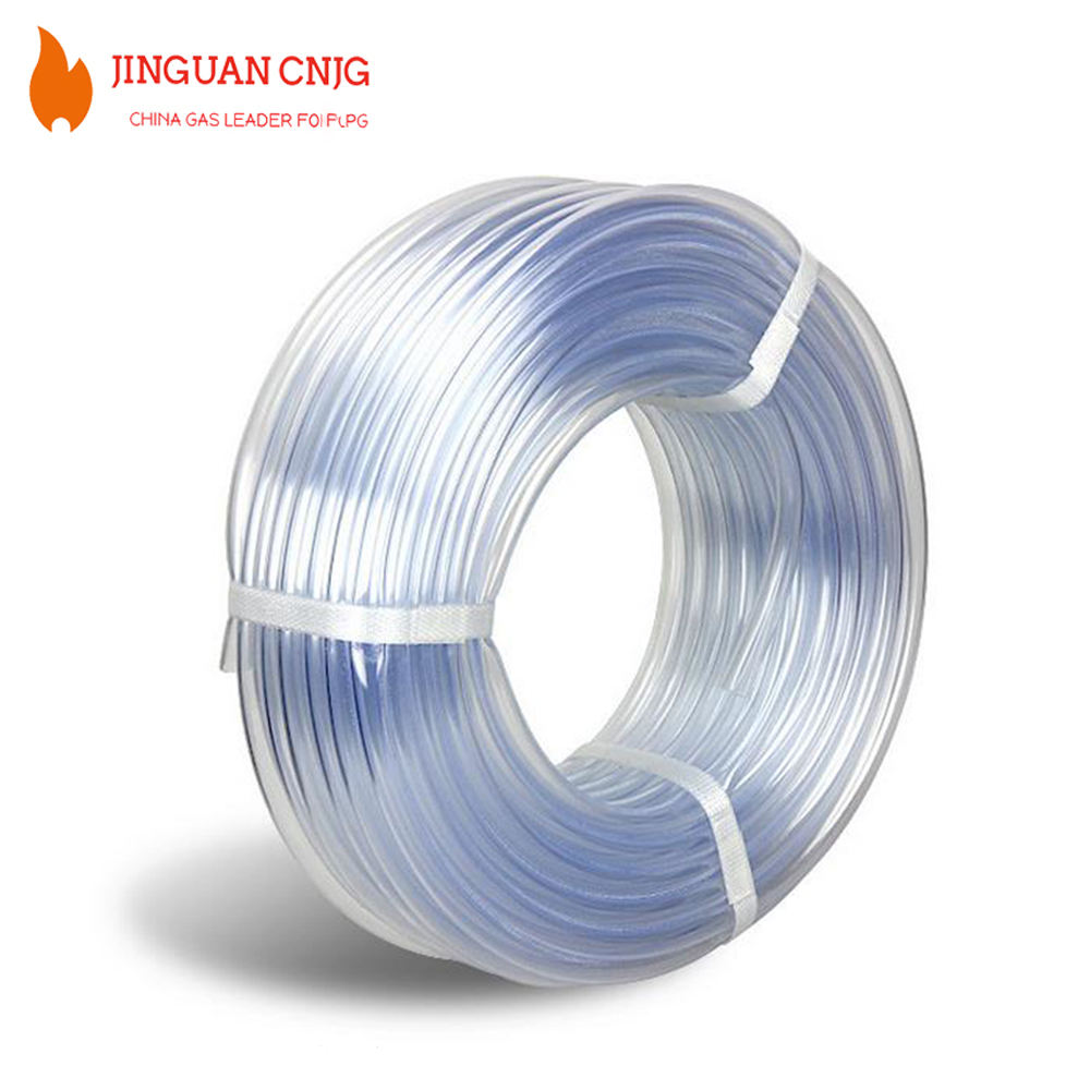 Rohs, food grade clear single PVC hose, flexible plastic hose, transparent pvc hose pipe