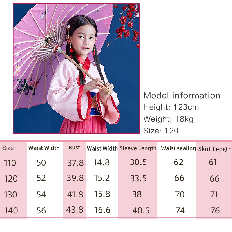 Dresses Kids Costumes Kids Traditional Dress Up Costume Cosplay Halloween Festival And Birthday Party Disney Deluxe Mulan Dress For Girls