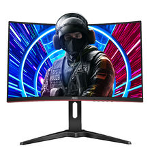 Ipason AOC CQ27G1 27 inch 2K 144Hz 1700R 122%sRGB DP Lifting Rotary Bracket Curved Gaming Computer Monitor