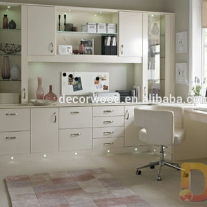 High quality special made wooden white home office