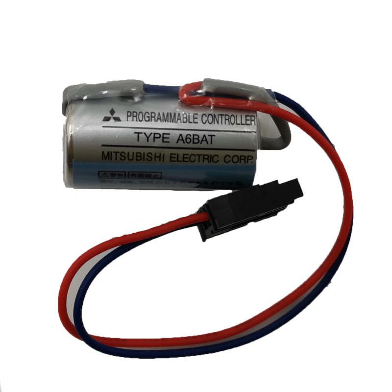 Pour Q6BAT CR17335SE-R//3V 1200 mAh PLC Batterie Li-Ion avec Plug