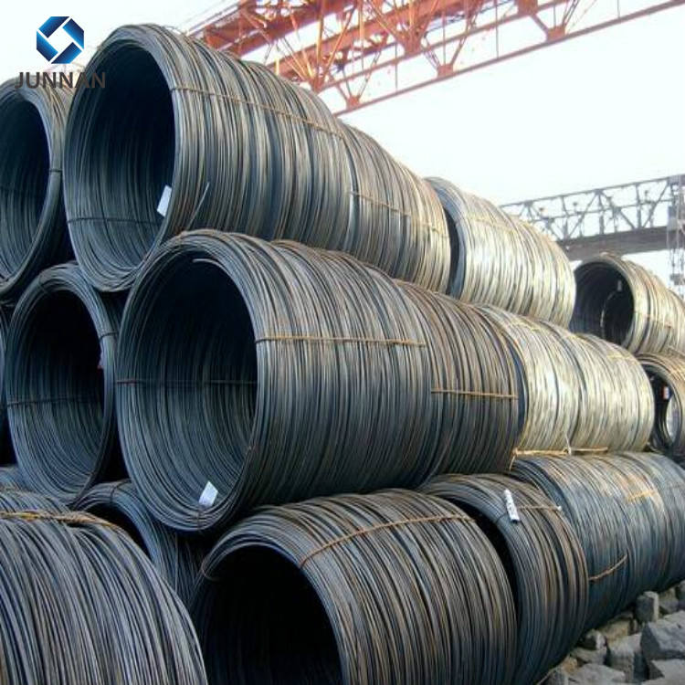 SAE 1008 / 1008B /1006B cold drawn low carbon steel wire rod manufacturer price