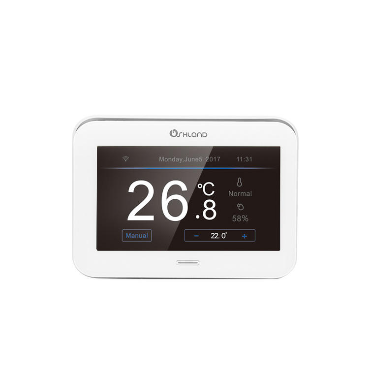 Oshland M1 room mechanical thermostat heating floor