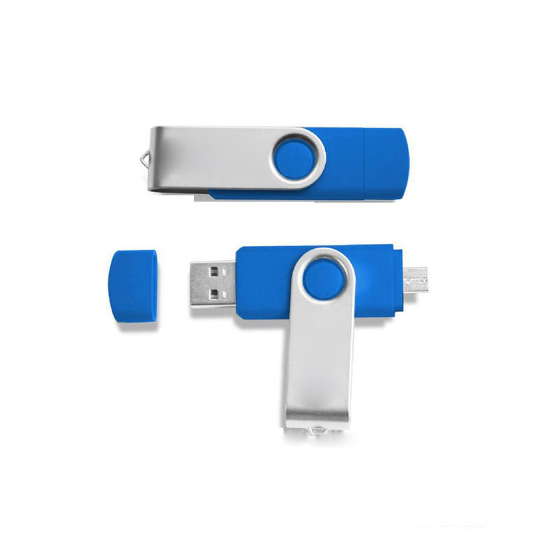 Double Use Android OTG USB Flash Drive Pen Drive 4gb 8gb 16gb 32gb 64gb 128gb USB 2.0 Pendrive Flash Drive Micro USB Stick