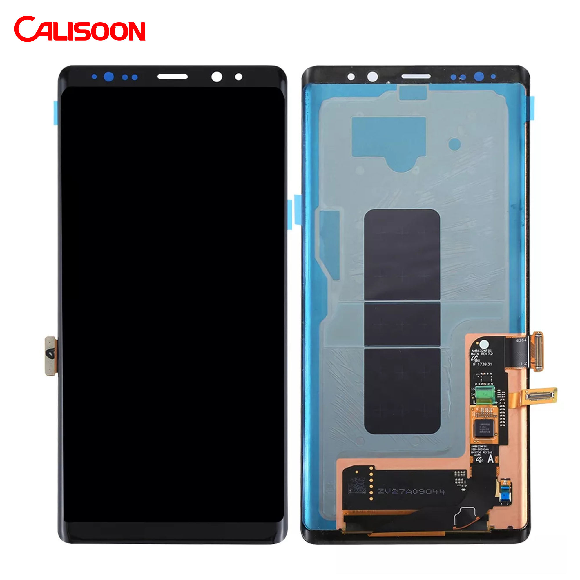 High Quality Lcd For Samsung Galaxy Note 8 Display Screen Replacement
