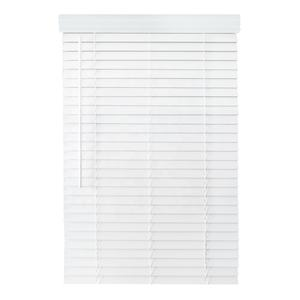 Hot Selling Easy Clean Sunshading Horizontal Window Venetian PVC Faux Wood Blinds