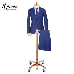 R. Prins Goede Kwaliteit Custom Tailor Suits Office Mannen Wol Pak