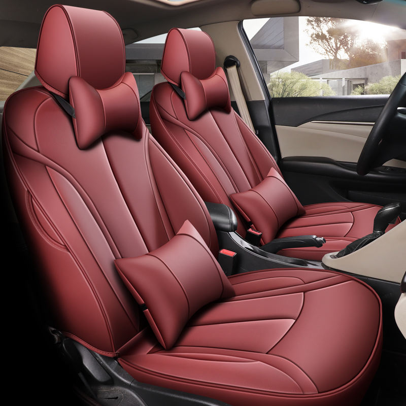 Custom Car Seat Covers Leather