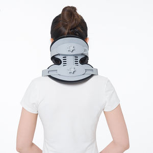 New Designs Adjustable Neck Brace Tractor Support Traction Device Orthopedic Cervical Collar