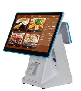 15 17 21.5 inch capacitive touch screen all in one PC for pos