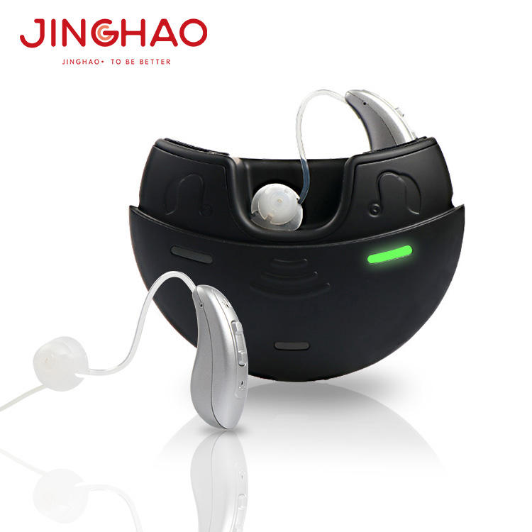 Hot Sale CE Health Care Products Personal Sound Amplifier Rechargeable Hearing Aids