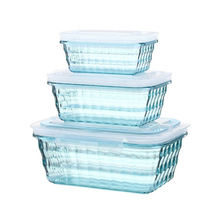 A4007-3 kitchen fruit storage Freshness Preservation plastic food crisper