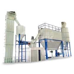 CLIRIK HGM Pulverizer Machine Ultra Fine Mill For Calcium Carbonate