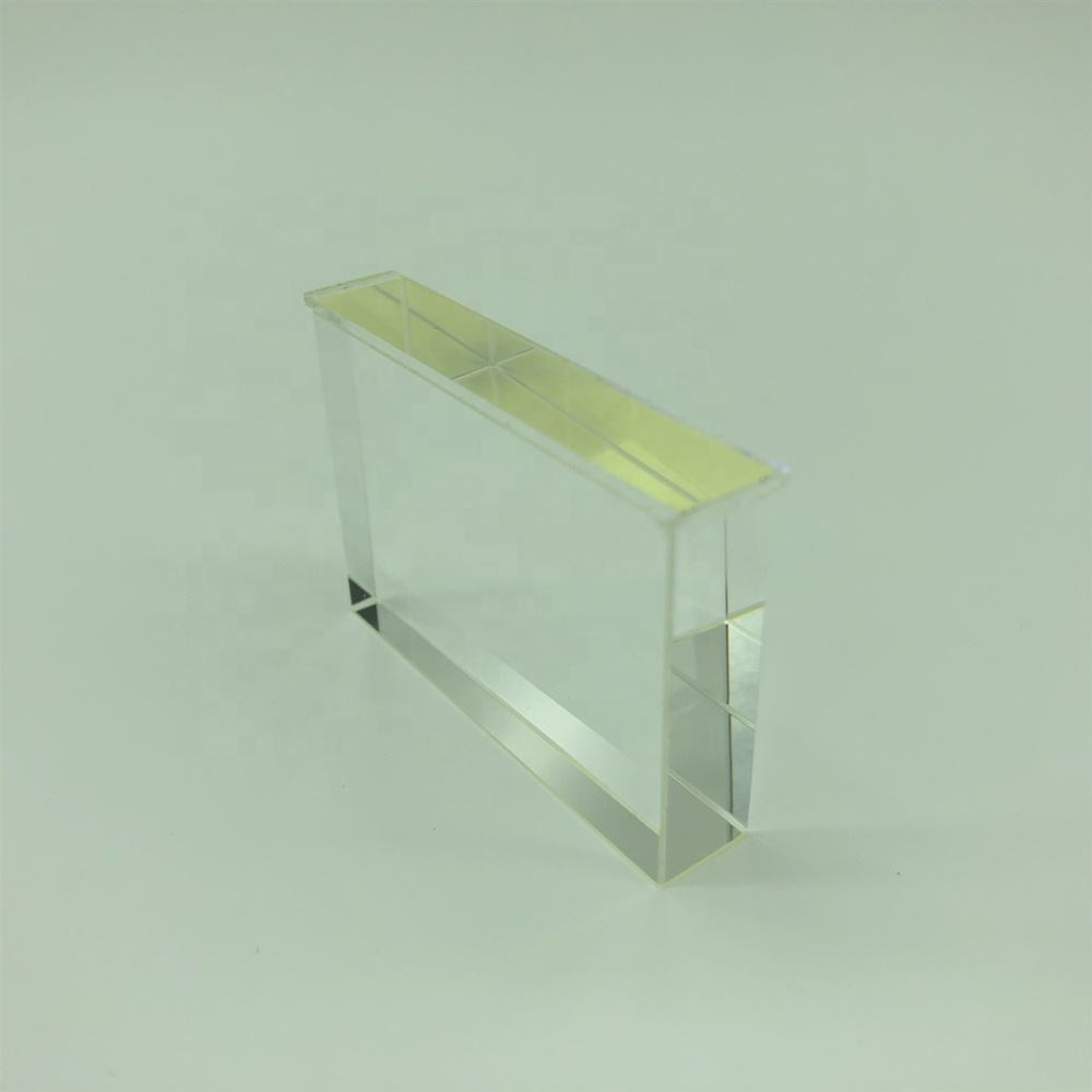 One-Stop Service [ Prism Optical ] Factory Wholesale Sapphire Crystal Glass Sapphire Prism Optical Parts