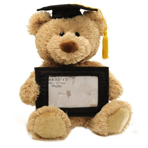 Customized wholesale the lovely graduation teddy bear for graduation gift