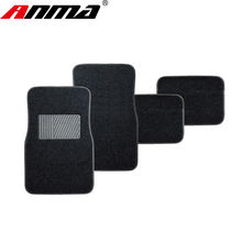 Car accessories 4pcs universal carpet car floor mat