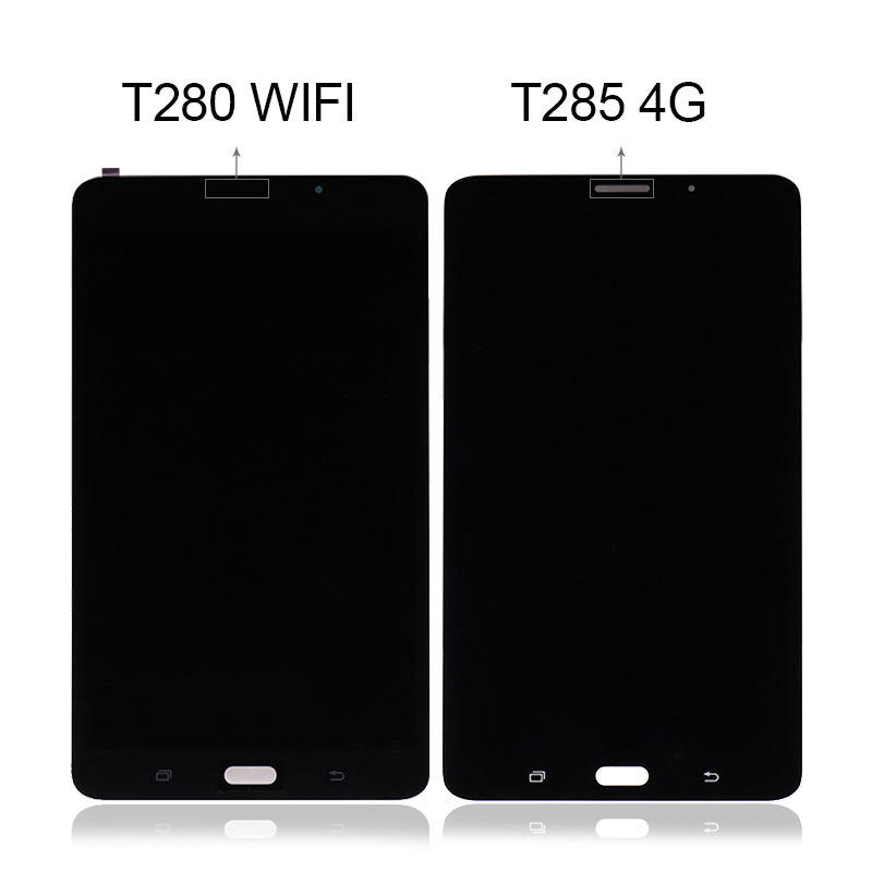 Mobile Spare Parts For Samsung T280 T285 LCD With Touch Screen Display Digitizer Assembly