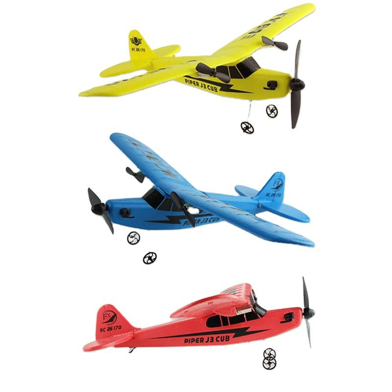 Newest RC Airplane Remote Controller Airplane EPP Micro Indoor Aircraft Model Toys Gift