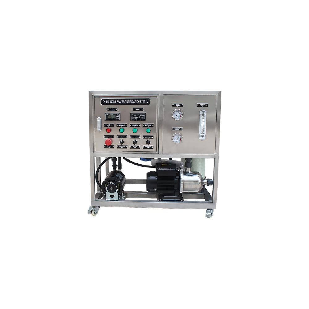 100 LPH Seawater Desalination Machine Desalination Plant for Drinking Water