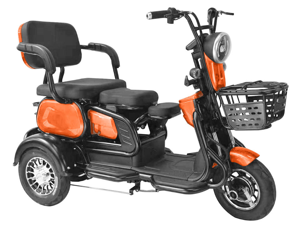 48v 450w High Speed Hot Cheap Powerful 3 Wheel Motorcycle Adult Electric Tricycles